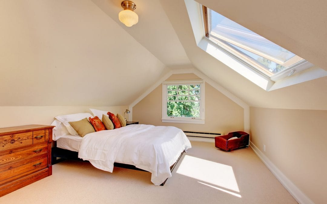4 Ways to Remodel Your Attic