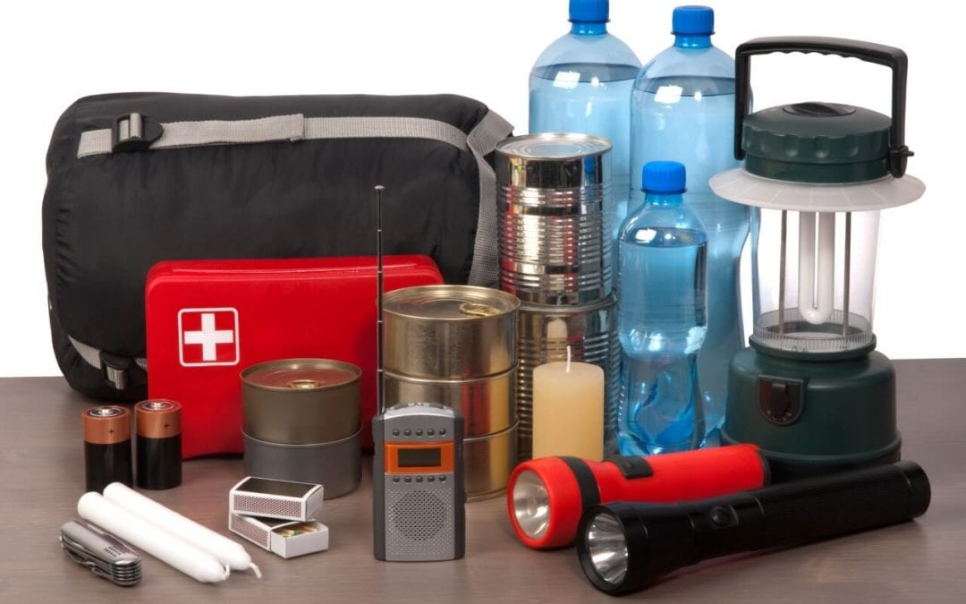 A disaster kit is essential safety equipment for your home